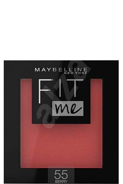 MAYBELLINE NEW YORK Fit Me! Blush 55 5 g - Tvářenka