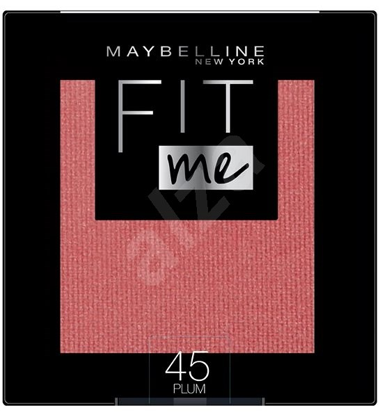 MAYBELLINE NEW YORK Fit Me! Blush 45 5 g - Tvářenka