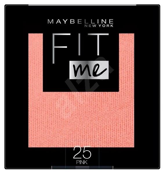 MAYBELLINE NEW YORK Fit Me! Blush 25 5 g - Tvářenka
