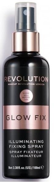 REVOLUTION Illuminating Fixing Spray 100 ml - Fixační sprej na make-up