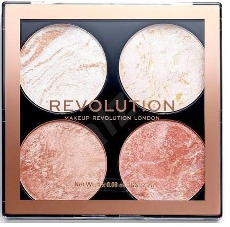REVOLUTION Cheek Kit Take a Breather - Konturovací paletka