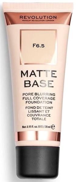 REVOLUTION Matte Base F6.5 28 ml - Make-up