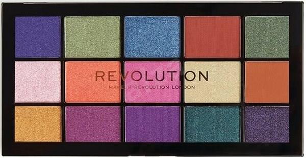 REVOLUTION Re-Loaded Passion for Colour - Paletka očních stínů