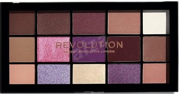 REVOLUTION Re-Loaded Visionary - Paletka očních stínů