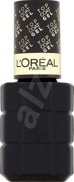 ĽORÉAL PARIS Top Coat Gel Ultime 13,5 ml - Lak na nehty