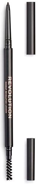 REVOLUTION Precise Brow Pencil Dark Brown 0,05 g - Tužka na obočí