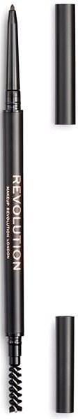 REVOLUTION Precise Brow Pencil Medium Brown 0,05 g - Tužka na obočí