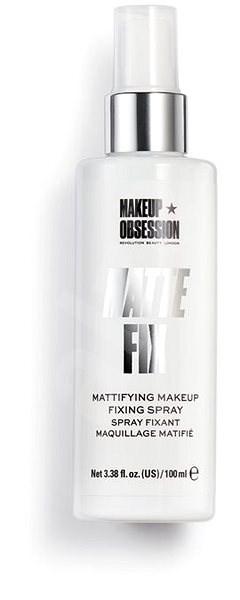 MAKEUP OBSESSION Matte Fix Spray 100 ml - Fixační sprej na make-up