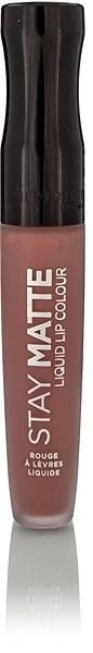 RIMMEL LONDON Stay Matte Liquid Lip Colour 220 Fatal Kiss 5,5 ml - Rtěnka