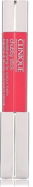 CLINIQUE Chubby Stick Moisturizing Lip Colour Balm 07 Super Strawberry 3 g - Rtěnka