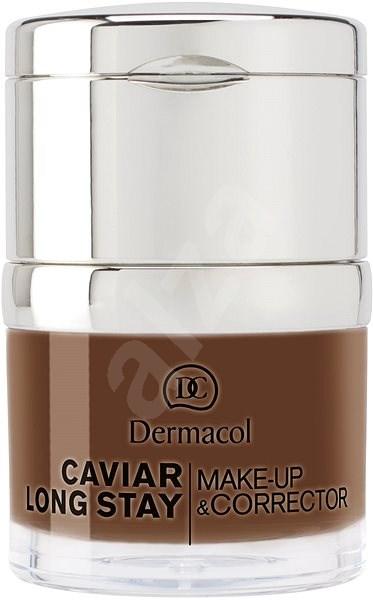 DERMACOL Caviar Long Stay Make-Up & Corrector No.6 Dark Chocolate 30 ml - Make-up