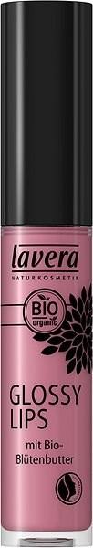LAVERA Glossy Lips Soft Mauve 11 6,5 ml  - Lesk na rty