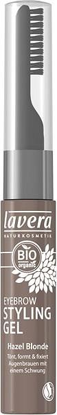LAVERA Eyebrow Styling Gel Hazel Blond 9 ml - Gel na obočí
