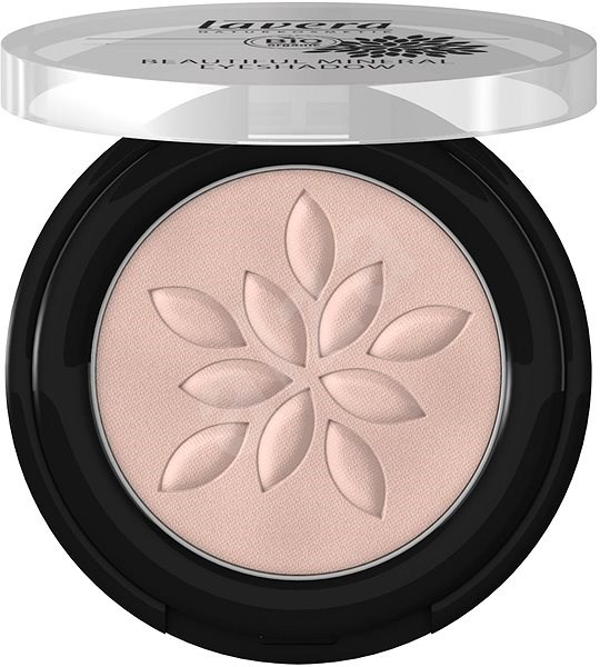 LAVERA Beautiful Mineral Eyeshadow Matt'n Yogurt 35 2 g - Oční stíny
