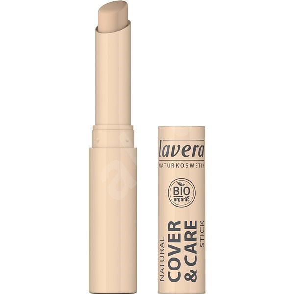 LAVERA Cover & Care Stick Ivory 01 1,7 g - Korektor