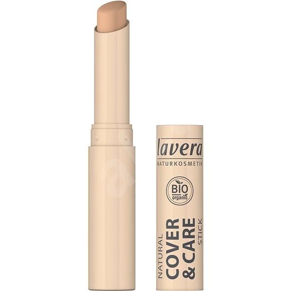 LAVERA Cover & Care Stick Honey 03 1,7 g - Korektor