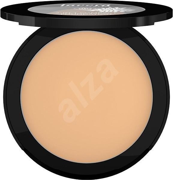 LAVERA 2-in-1 Compact Foundation Honey 03 10 g - Make-up