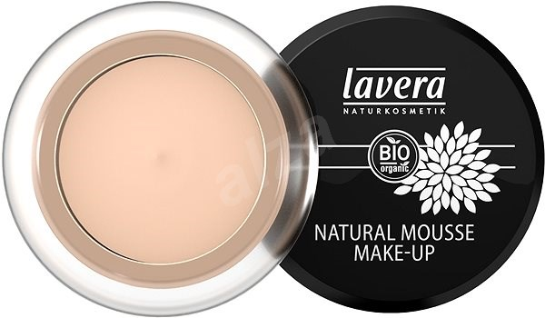 LAVERA Natural Mousse Make-Up Ivory 01 15 g - Make-up