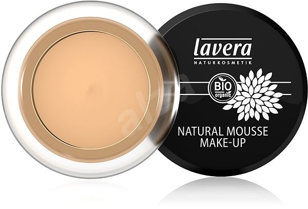 LAVERA Natural Mousse Make-Up Honey 03 15 g - Make-up