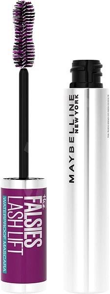 MAYBELLINE NEW YORK The Falsies Lash Lift Waterproof Mascara Black 6 ml - Řasenka
