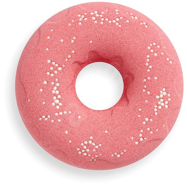 I HEART REVOLUTION Cherry Sprinkle Donut 150 g - Bomba do koupele