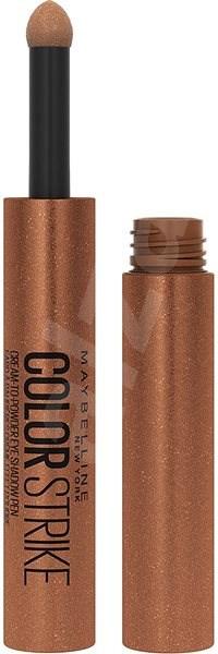MAYBELLINE NEW YORK Color Strike Cream-to-Powder Eye Shadow Pen 40 Rally 0,36 ml - Oční stíny