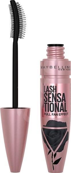 MAYBELLINE NEW YORK Lash Sensational Roses Limited Edition Black 9,5 ml - Řasenka
