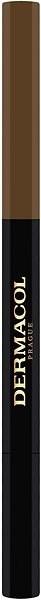 DERMACOL Eyebrow Perfector Automatic Eyebrow Pen No.03 - Tužka na obočí