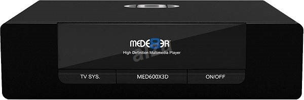 MEDE8ER MED 600 X3D/WP - Multimediální centrum