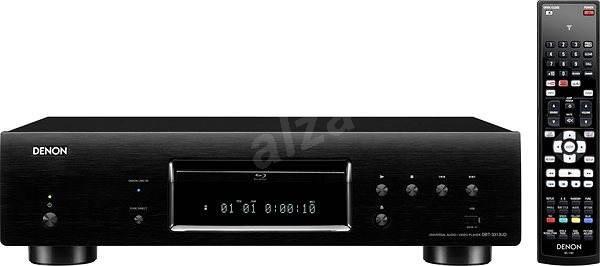 DENON DBT-3313 UD černý - Blu-Ray přehrávač