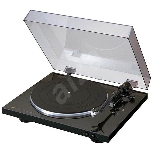 DENON DP-300F black - Gramofon