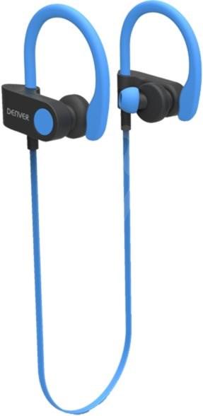 Denver BTE-110 modrá - Bezdrátová sluchátka