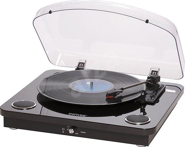 Denver VPL-200 black - Gramofon