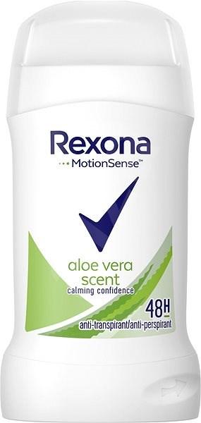 REXONA SkinCare Aloe Vera 40 ml - Dámský antiperspirant