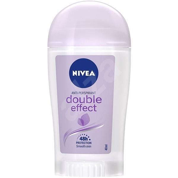 NIVEA Double Effect 40 ml - Dámský antiperspirant