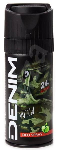 DENIM Wild 150 ml - Pánský deodorant