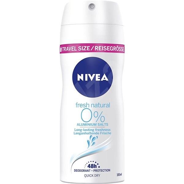 NIVEA Fresh Nature Travel Size 100 ml - Dámský deodorant