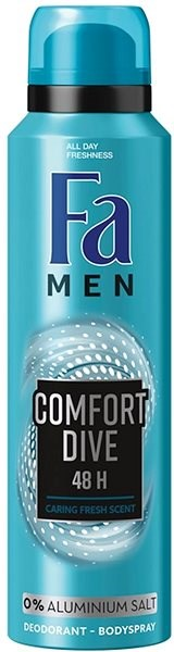FA Men Comfort Dive 150 ml - Pánský deodorant