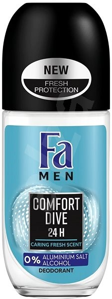 FA Men Comfort Dive 50 ml - Pánský deodorant