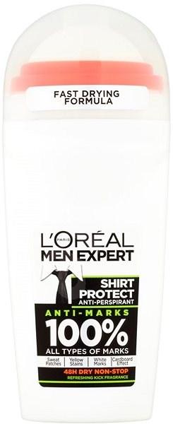 ĽORÉAL PARIS Men Expert Shirt Protect Antiperspirant 50 ml - Pánský antiperspirant