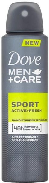 DOVE Men+Care Sport Active Fresh 150 ml - Pánský antiperspirant