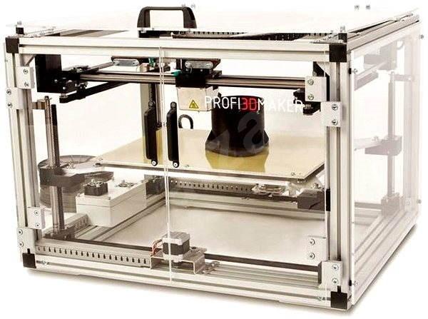 3D Factories ProfiMaker 0.2mm - 3D tiskárna