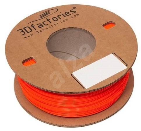 3D Factories PLA PrintPlus Oranžová 1.75mm 5m - Filament