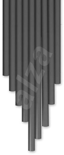 3Doodler PLA Plastic Filament Strands  Asphalt Grey - Filament