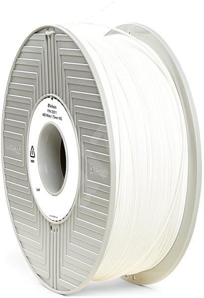 Verbatim ABS 1.75mm 1kg bílá - Filament