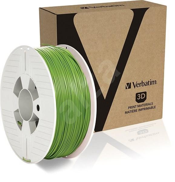 Verbatim PLA 1.75mm 1kg zelená - Filament