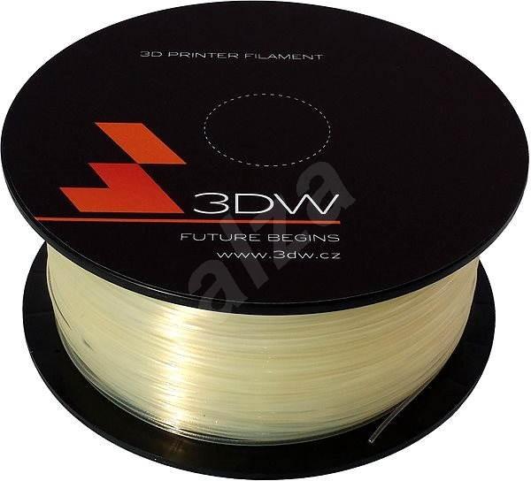 3D World PVA 1.75mm 0.5kg natur - Filament
