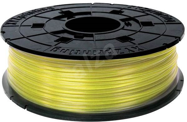 XYZprinting Junior PLA 1.75mm 600g clear yellow 2m - Filament