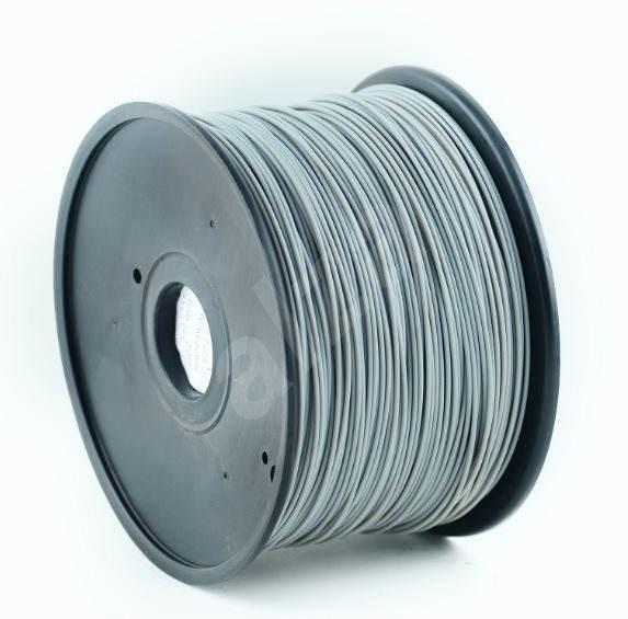 Gembird Filament ABS šedá - Filament