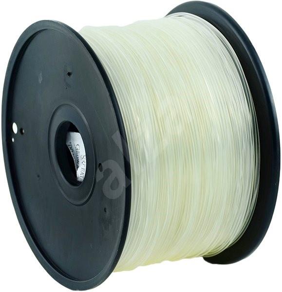Gembird Filament ABS transparentní - Filament